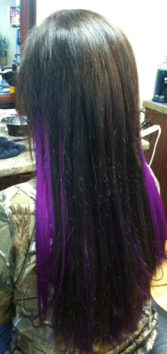 Photo gallery before hair extensions pmusecretfo Images
